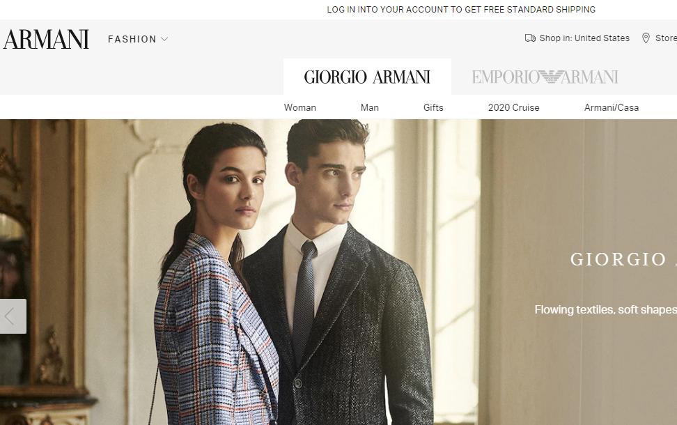 销售额连续第三年下滑,Armani 集团重组工作终于开始见效,现金流依然充沛