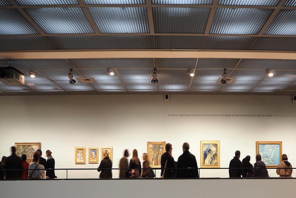 访客数量持续下降,荷兰梵高博物馆为何不忧反喜?