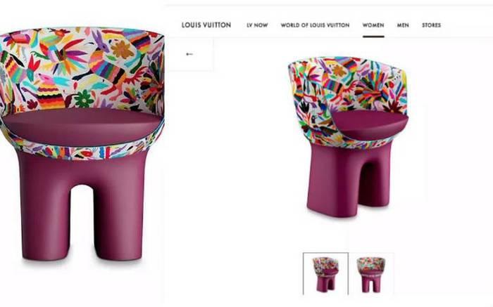 Louis Vuitton 在设计师联名系列中使用墨西哥传统刺绣纹路,受到墨西哥政府质询