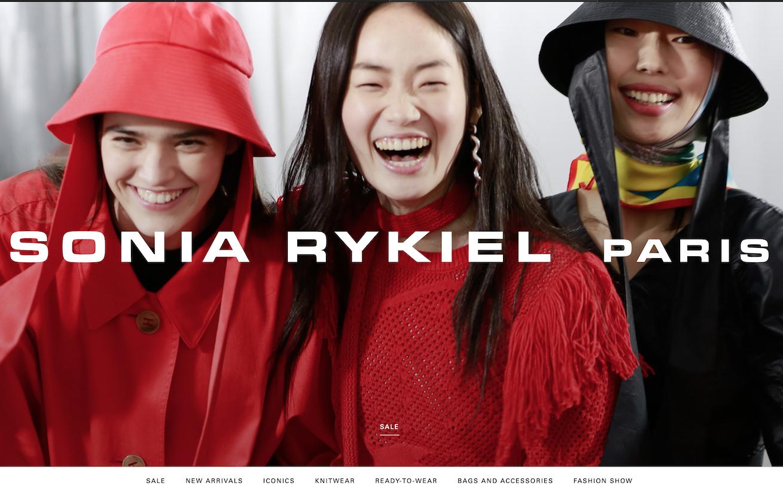 对法国品牌 Sonia Rykiel 的竞购截止时间推迟至7月18日,中国买家进入最后角逐