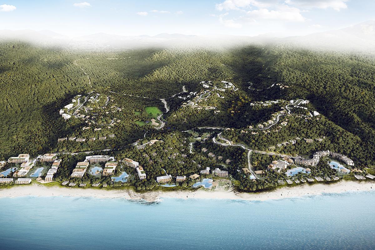 万豪集团进军一价全包式度假酒店市场,将首先落地加勒比和拉丁美洲