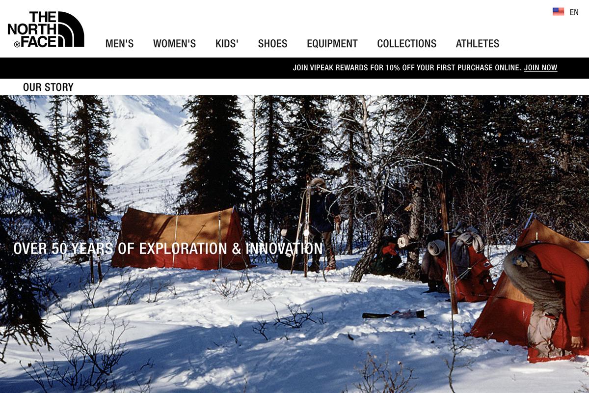 The North Face 推出全新户外探险主题概念店,全球首家落户纽约 SoHo