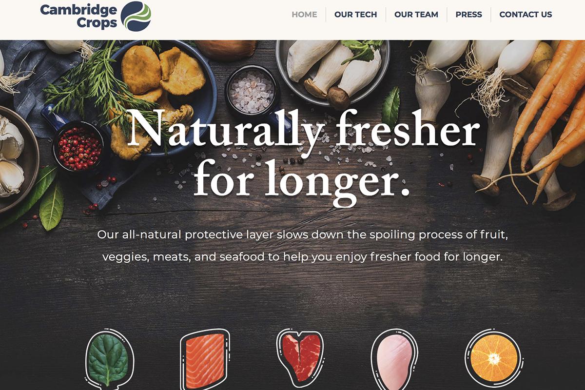 减少甚至替代食品的塑料包装!保鲜科技创新公司 Cambridge Crops 完成400万美元种子轮融资
