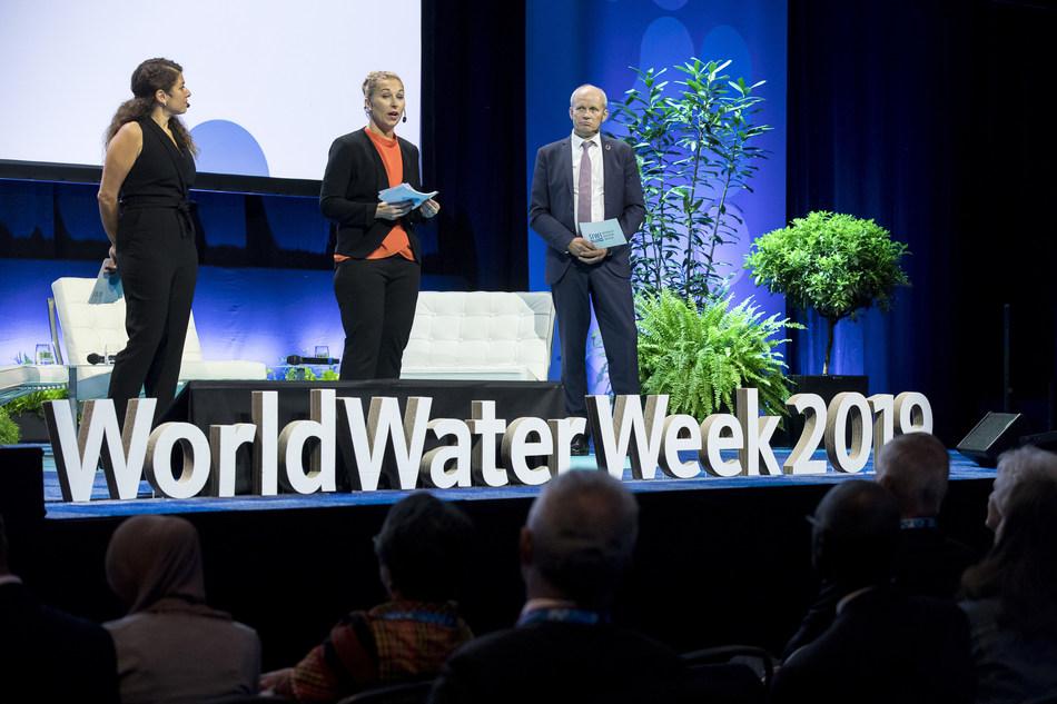 """2019年""""世界水周""""大会:Gap、IKEA等零售商共同呼吁保护水资源"""