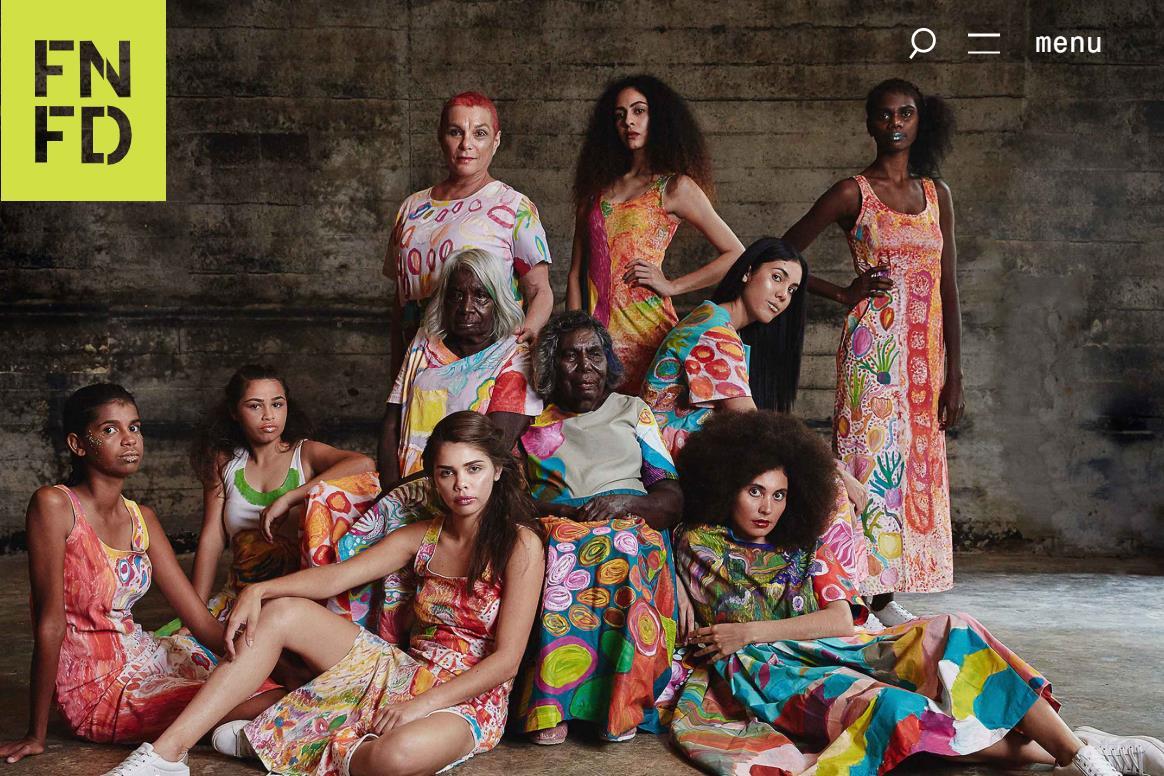 澳大利亚推出针对原住民时尚品牌的孵化器项目