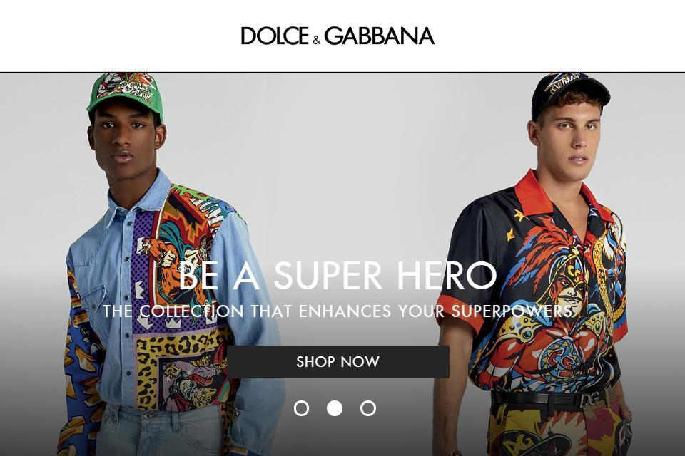 Dolce&Gabbana 年度财报披露:销售额同比增长 4.9%至13.8亿欧元