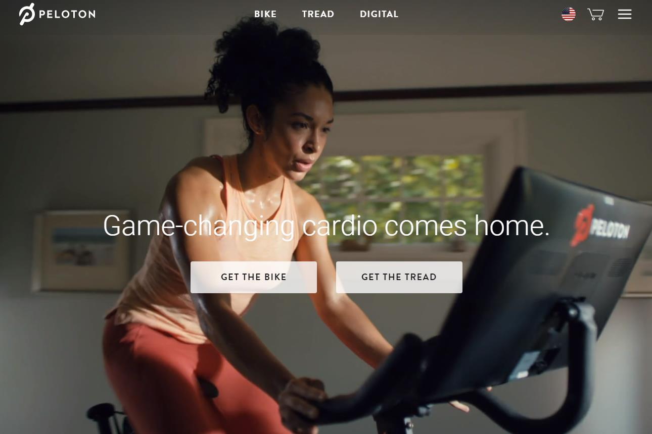 """""""健身界的苹果公司"""" Peloton 提交 IPO申请,年销售翻番接近10亿美元,亏损2亿美元"""