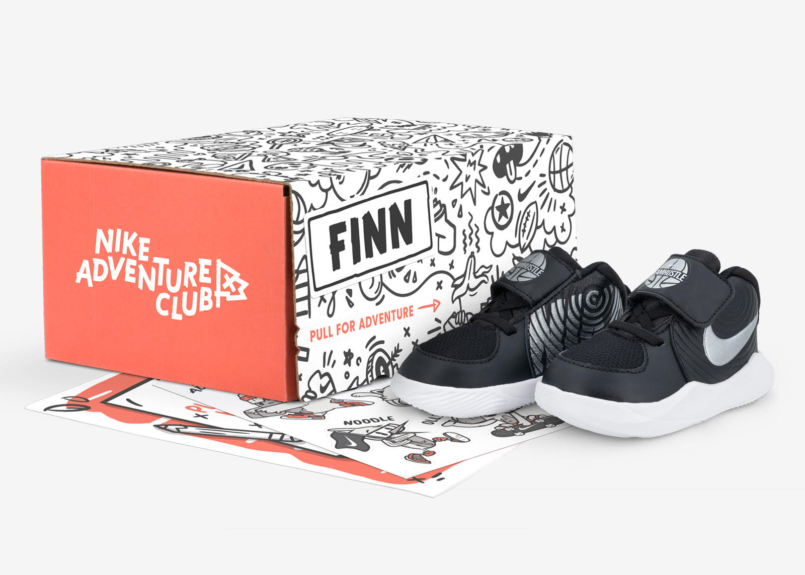 Nike 要让家长不再为孩子买鞋而伤脑筋:首次将按月付费订购的模式引入童鞋领域