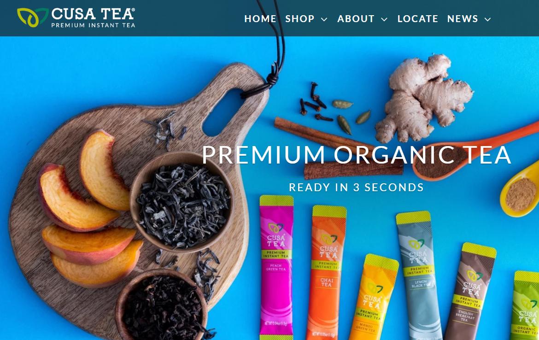 """创新花生酱 Wild Friend Foods、高端速溶茶 Cusa Tea 获北美""""影响力""""投资公司 S CAP 支持"""