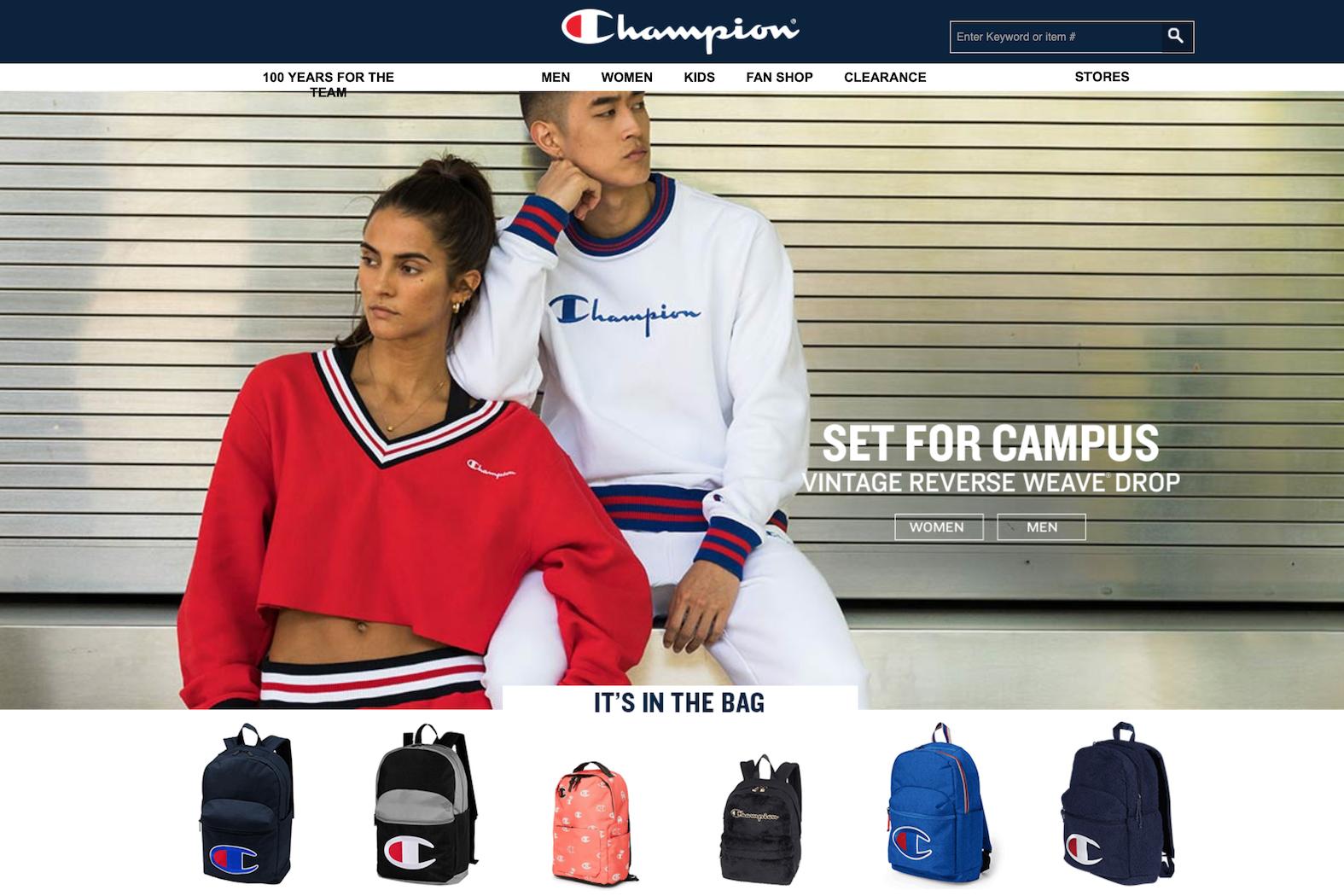 Champion 最新季度全球销售额增幅超50%,推动母公司 HanesBrands 净现金流增长一倍多