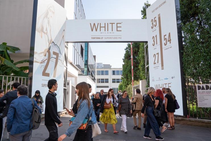 意大利时装展会 WHITE Milano收官,海外买手增长9%,中国China Cascade项目展成为焦点