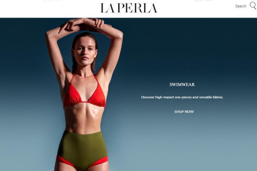 意大利奢华内衣公司  La Perla 股票正式上市交易,首日股价大涨22%