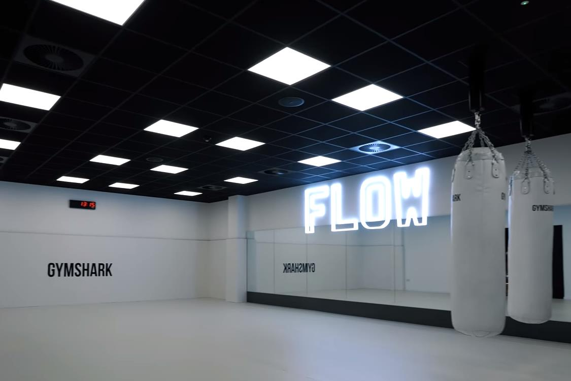 年销售突破一亿英镑大关!英国互联网运动服饰品牌 Gymshark 建成5000平米的技术创新中心