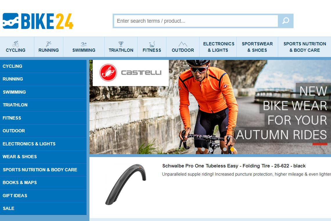 德国骑行产品电商平台 Bike24 再获私募基金 Riverside 投资