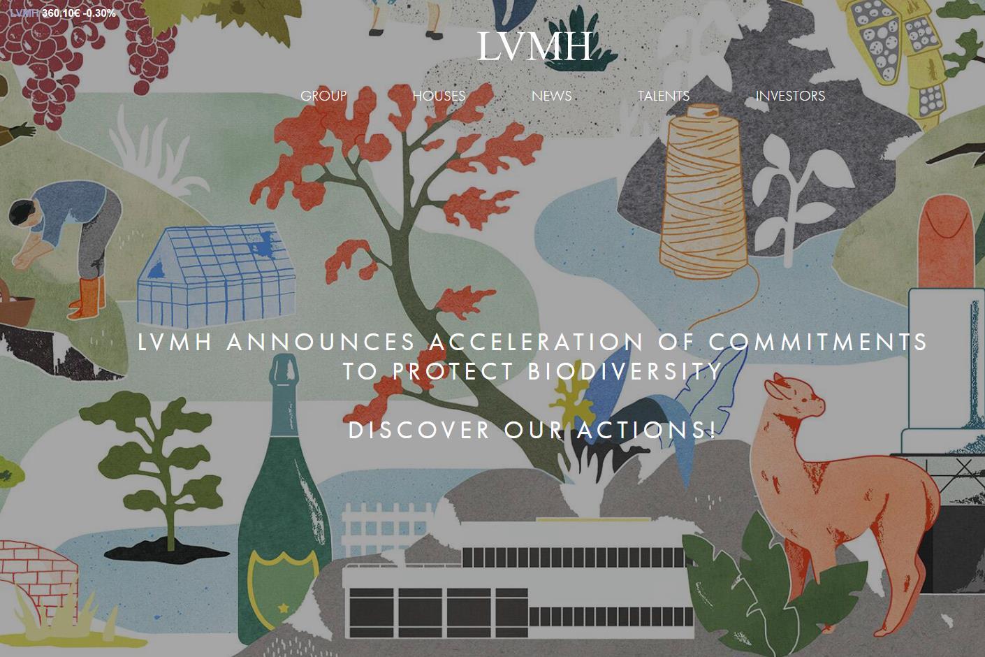 LVMH 举办 Future LIFE Paris 活动,发布全新《动物原材料采购宪章》