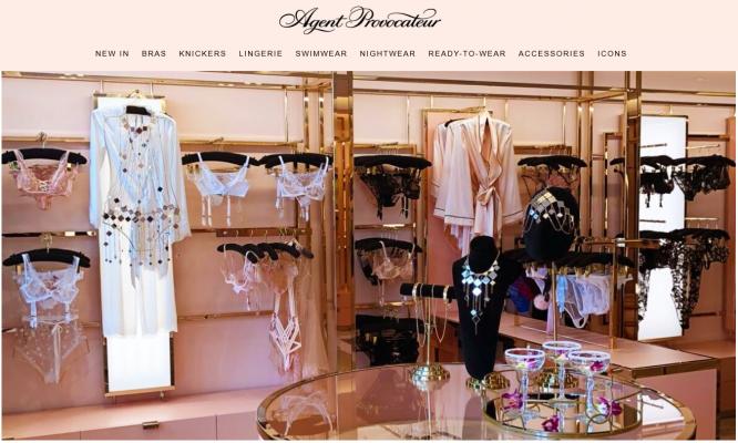 """英国内衣品牌 Agent Provocateur 在新东家治下亏损减半,重新定位于""""可持续"""""""