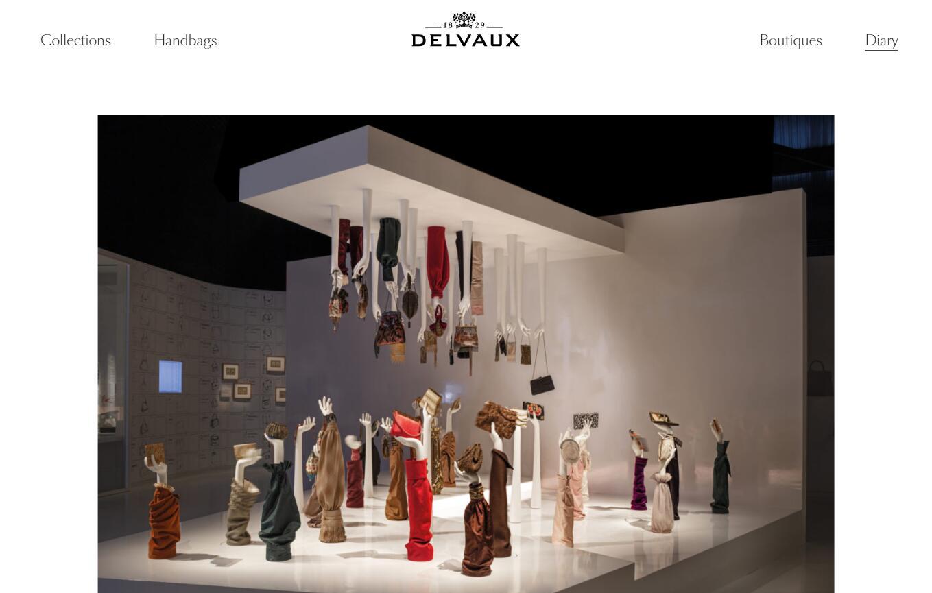 比利时奢华皮具老牌 Delvaux 在布鲁塞尔开设品牌博物馆