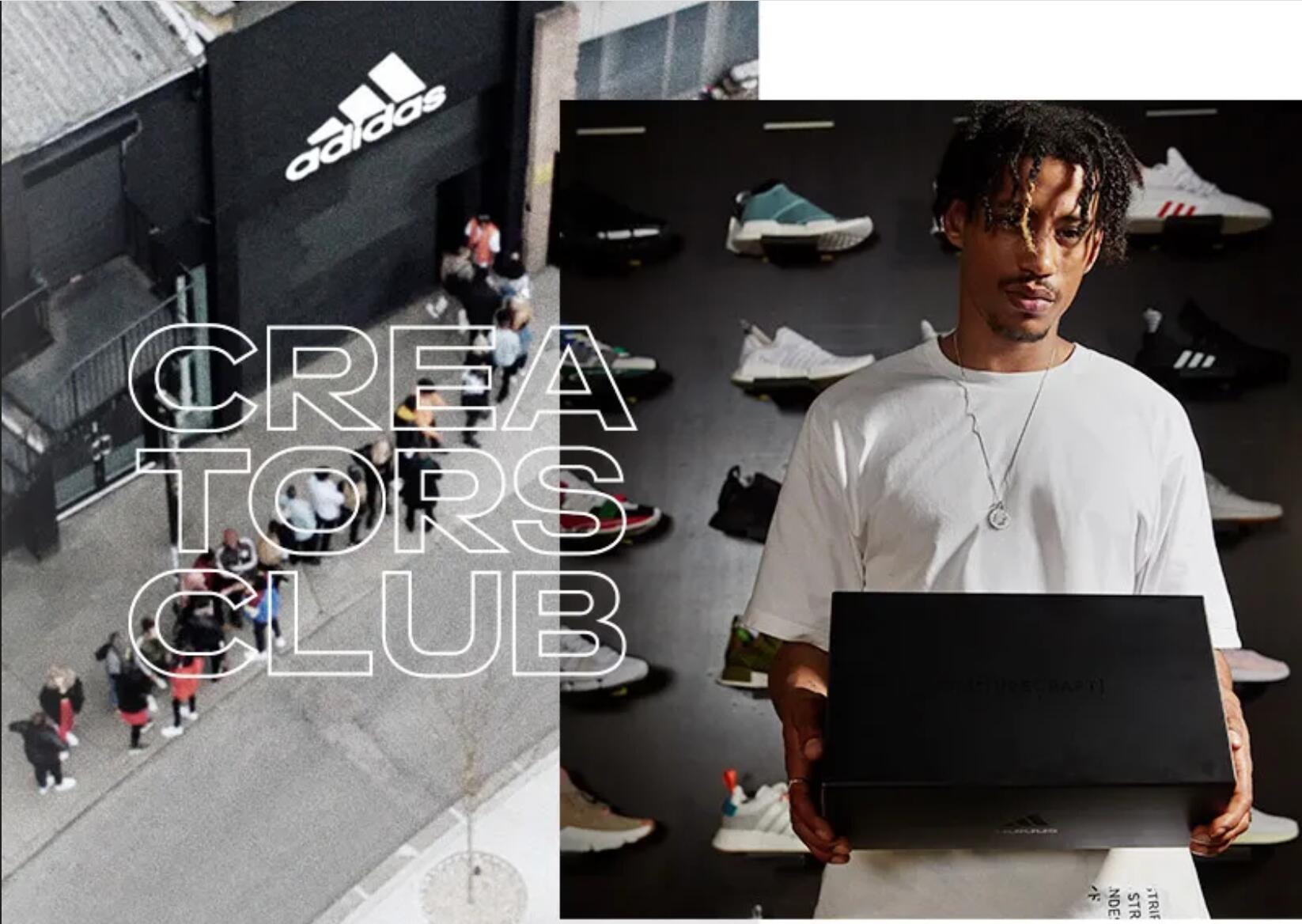 让1万名 adidas粉丝成为品牌分销商!adidas与意见领袖电商平台Storr达成合作