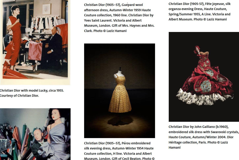 Dior伦敦特展落幕,累计售出近60万张门票,刷新伦敦V&A博物馆观展记录
