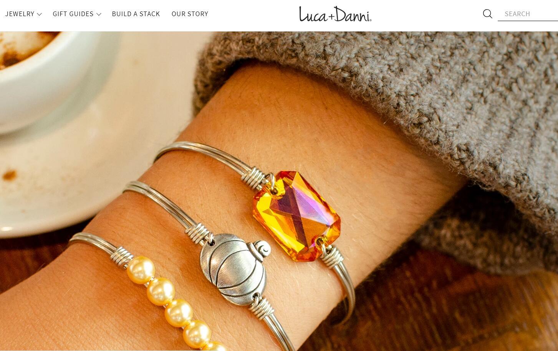 美国手工珠宝品牌 Luca + Danni 获得620万美元融资,珠宝商Ross-Simons 领投