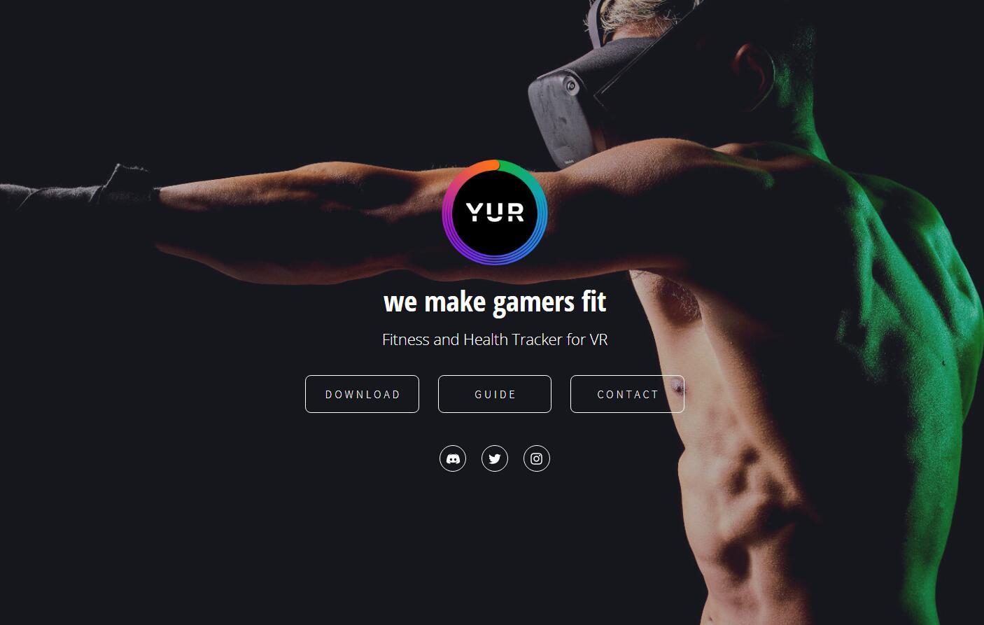 打游戏和运动两不误!虚拟健身社群 YUR 完成110万美元种子轮前期融资
