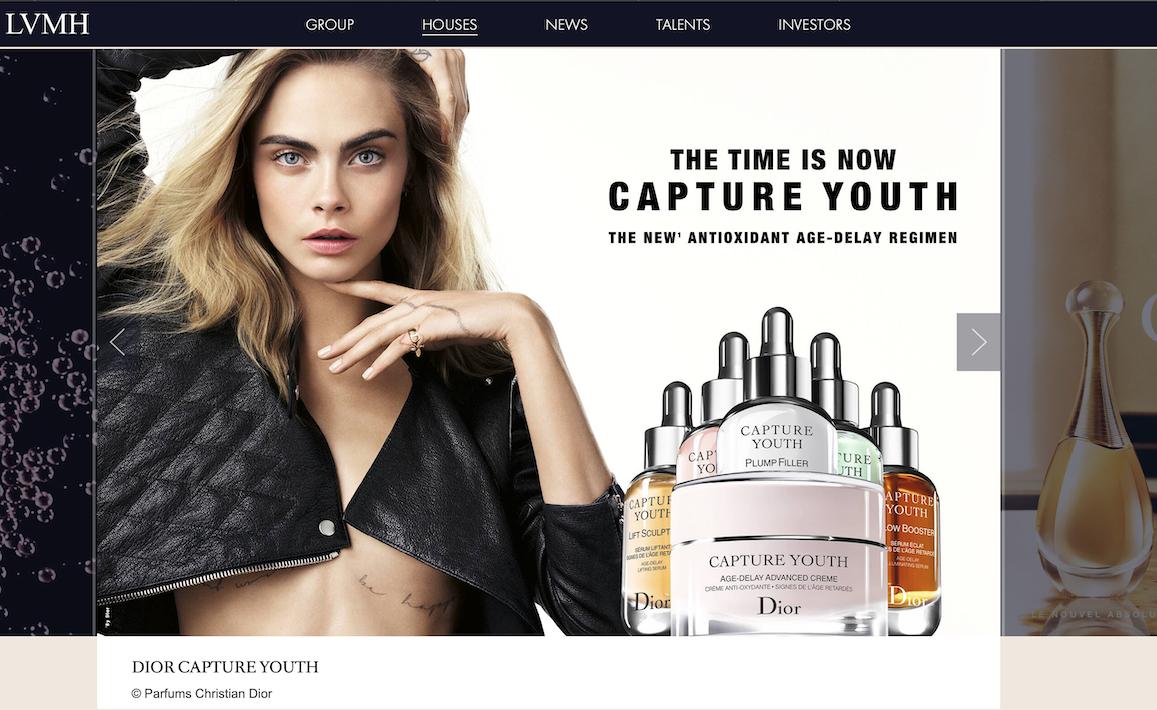 """Dior 科研部门与诺贝尔医学奖得主领导的日本研究机构达成合作,主攻""""皮肤代谢机理"""""""