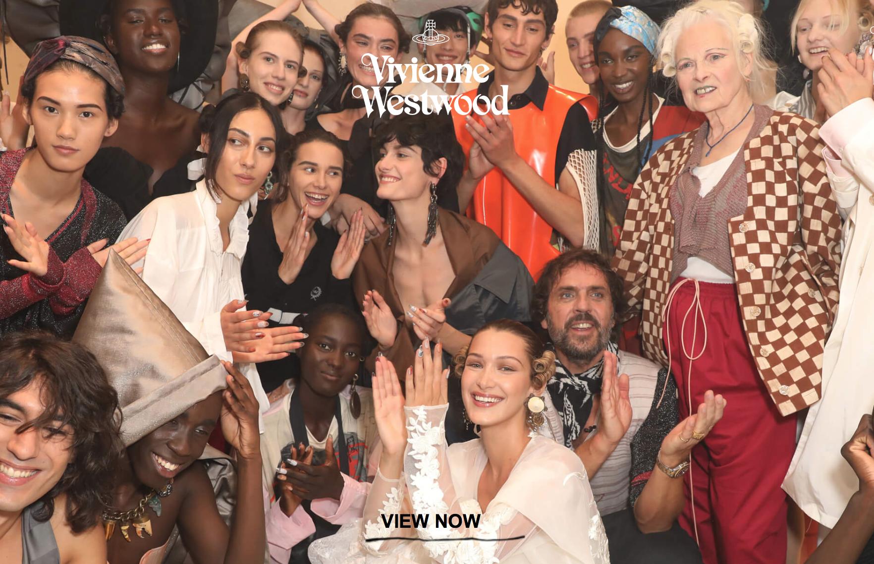 英国设计师品牌 Vivienne Westwood 2018财年由盈转亏,将精简产品线,发力中美市场