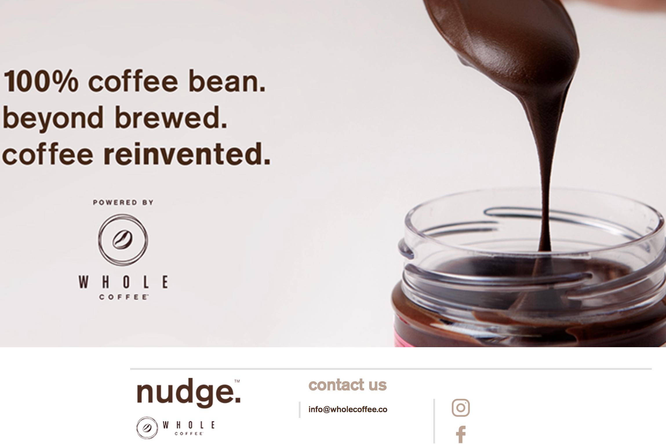 """咖啡不光用来""""喝""""!咖啡衍生食品制造商 The Whole Coffee Company 完成1100万美元A轮融资"""