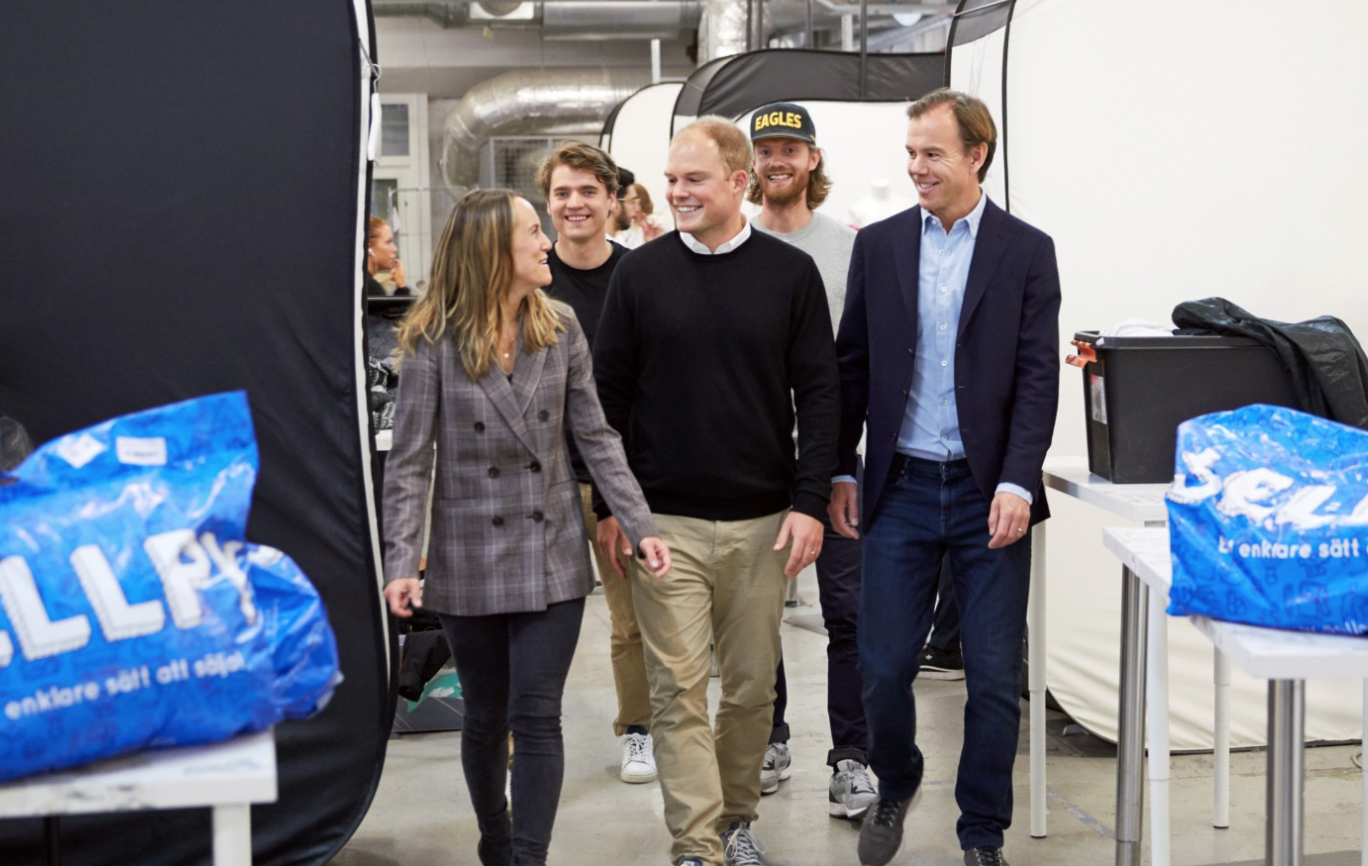 H&M投资1.32亿瑞典克朗,获得二手闲置物品交易平台Sellpy多数股权