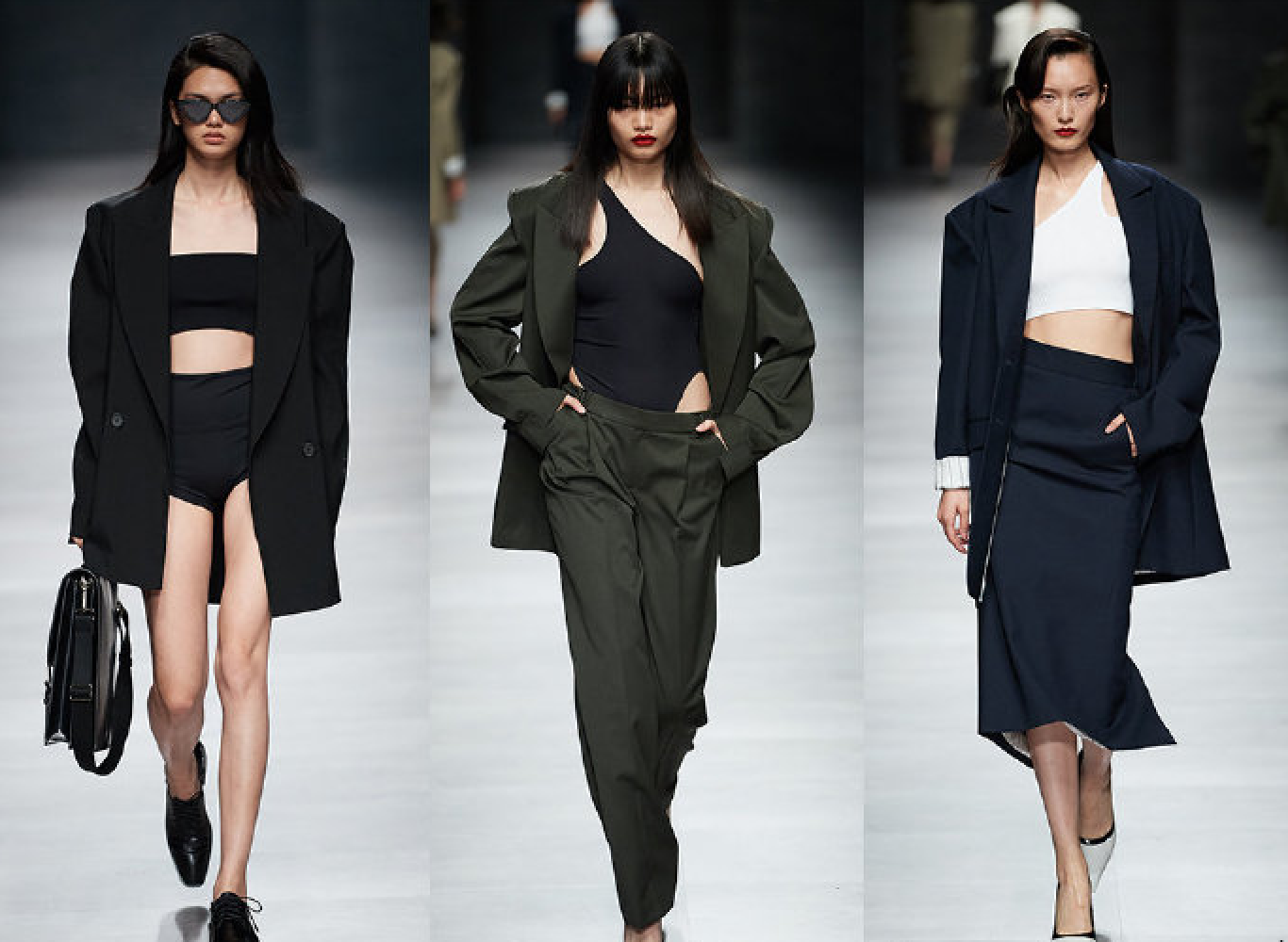 不止是独立设计师,这些实力雄厚的中国企业也来到了上海时装周