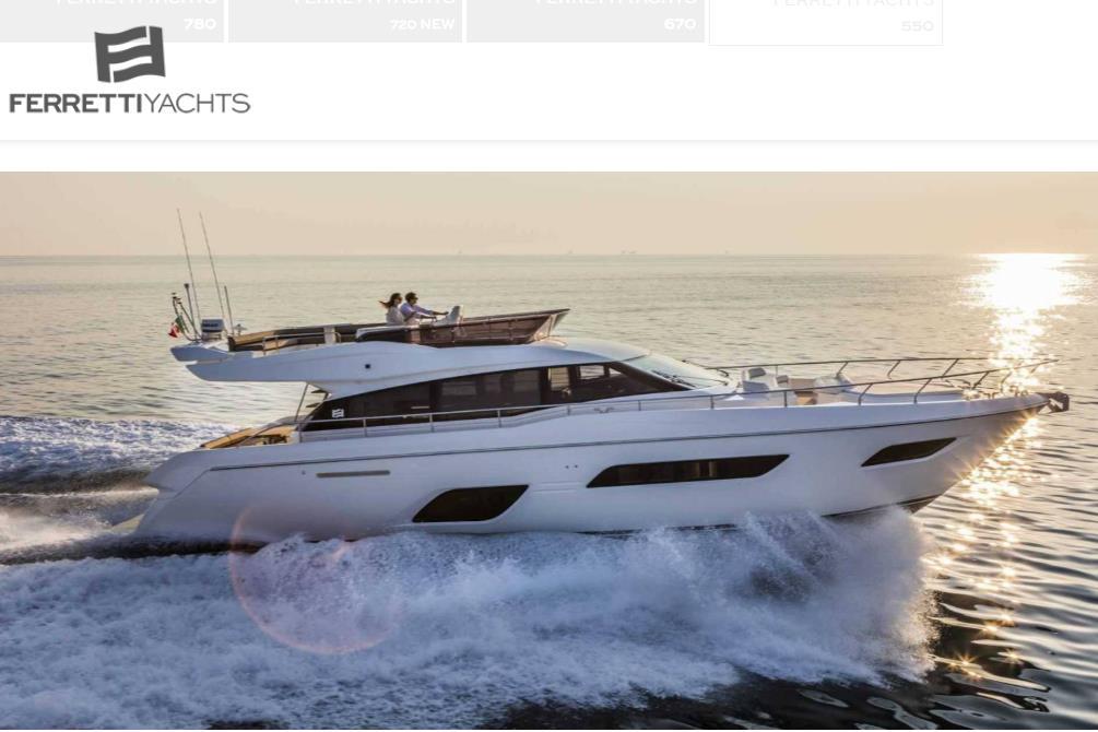 意大利豪华游艇生产商 Ferretti 10月中旬上市,估值达 10.8亿欧元