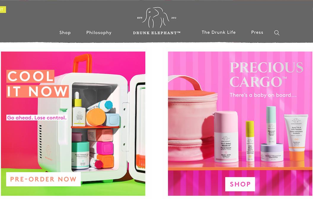 资生堂集团8.45亿美元收购美国新兴护肤品牌 Drunk Elephant,充实高端产品组合