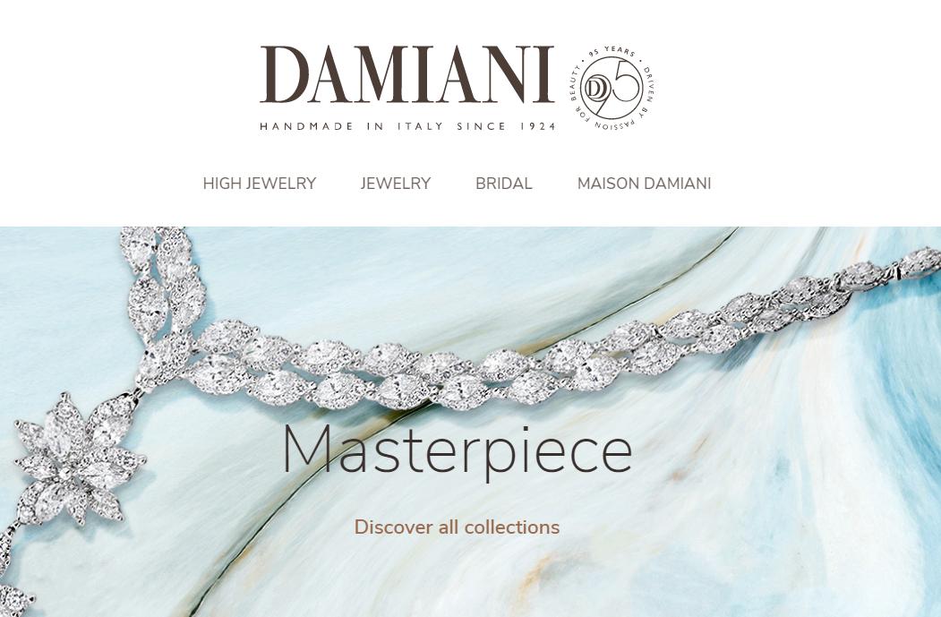 意大利奢华珠宝集团 Damiani 收购瓦伦扎一处展览中心,将投资千万欧元改建为尖端生产基地