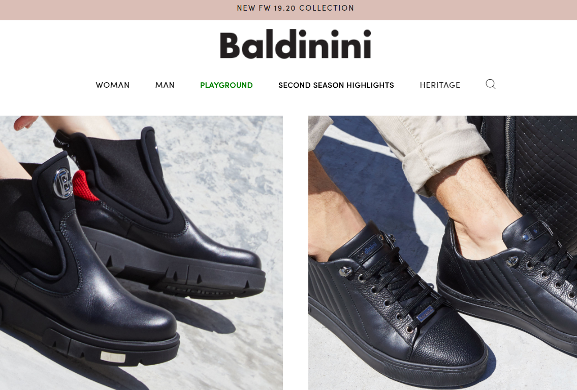 意大利鞋履及配饰品牌 Baldinini 加速全球零售扩张,今年销售额预计达到1亿欧元