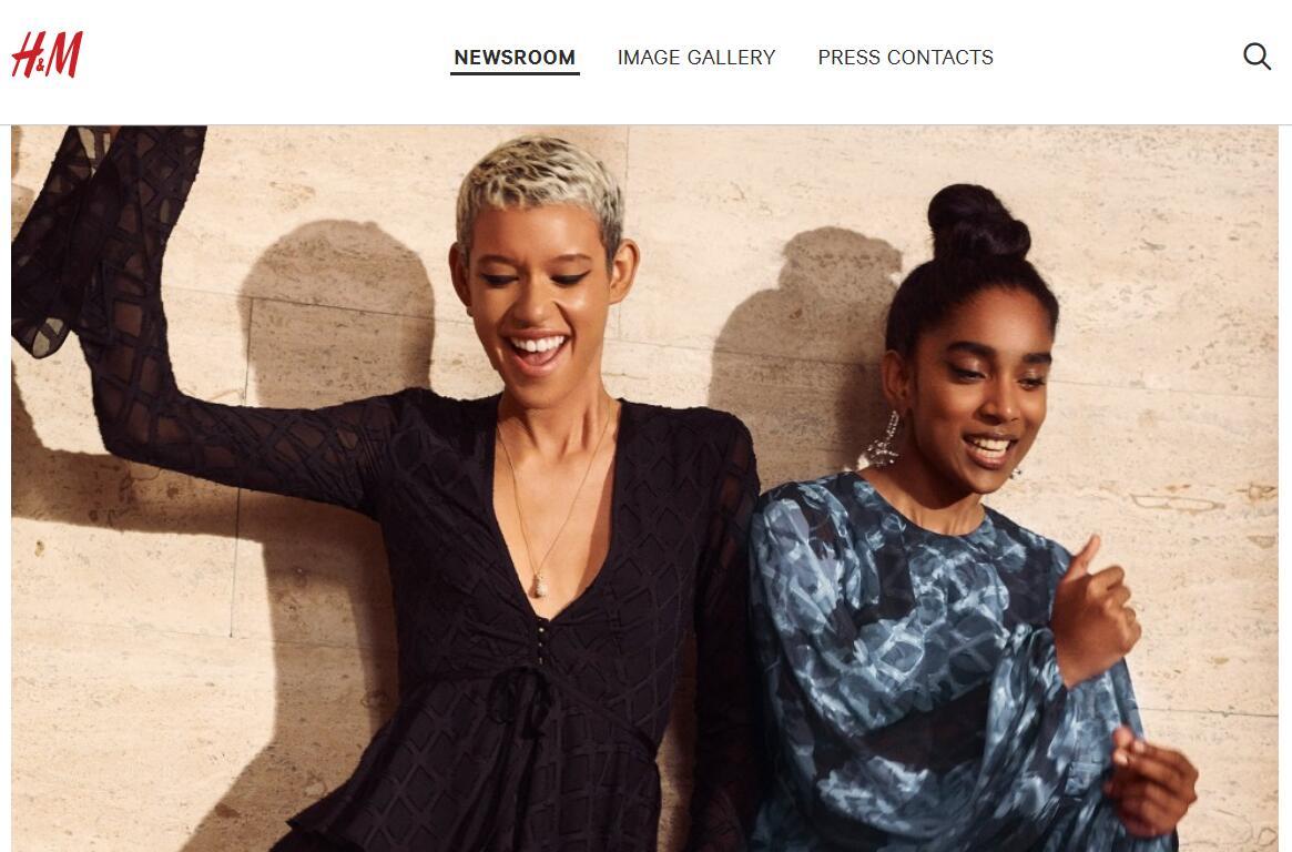 H&M 将在斯德哥尔摩旗舰店试行服装租赁业务