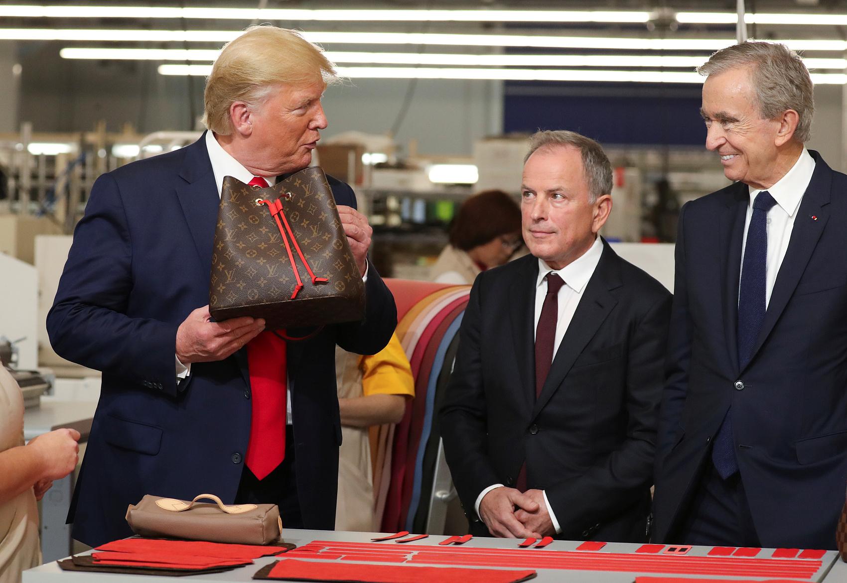 """德州皮具工坊落成,更多 Louis Vuitton 包袋将成为""""美国制造"""""""