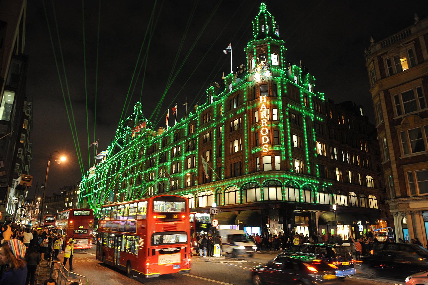 投入6千多万英镑翻新旗舰店,英国奢侈品百货公司 Harrods 上财年利润微跌