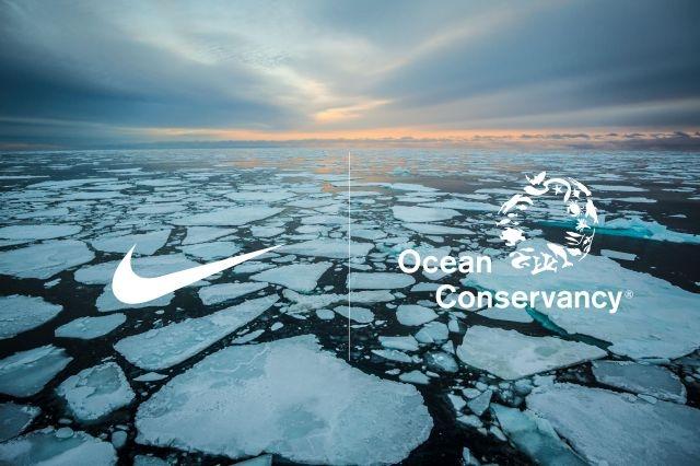 Nike与海洋保护协会合作签署《北极航运企业承诺》