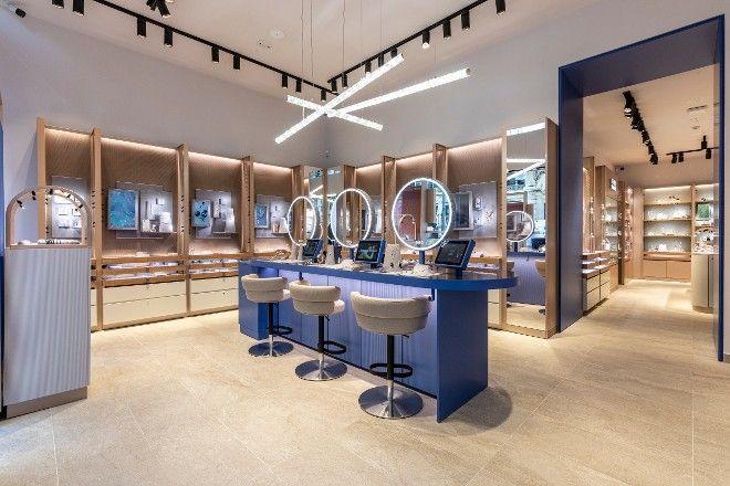 施华洛世奇在米兰推出全新概念门店 Crystal Studio,年内进军中国市场