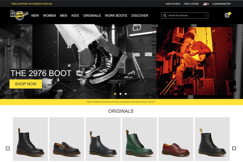"""传:私募基金 Permira欲出售""""马丁靴"""" Dr. Martens 品牌,估值或高达12亿英镑"""