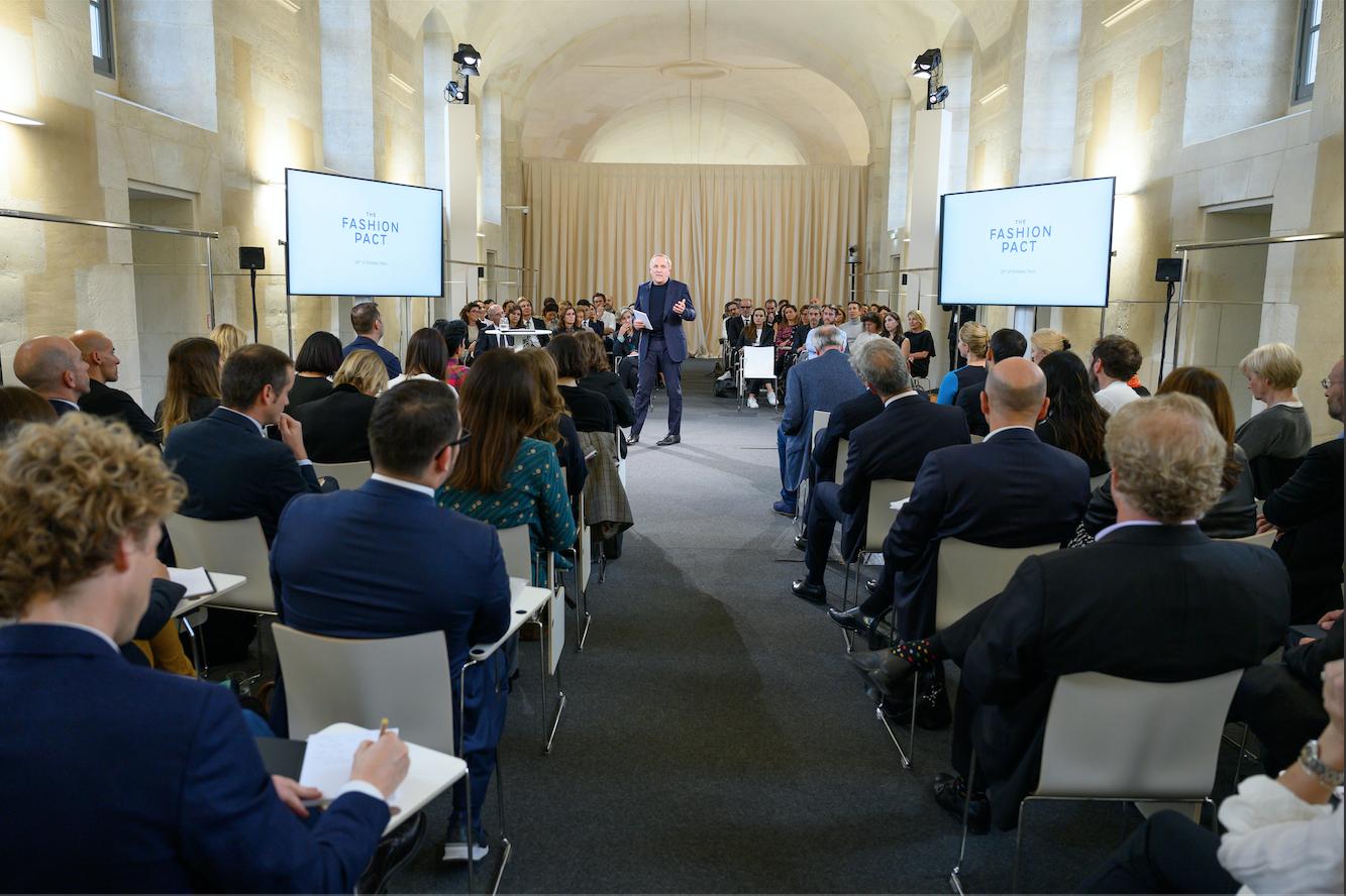 如意集团参与的国际可持续时尚联盟举办首次工作会议,又有24家公司签署《时尚公约》