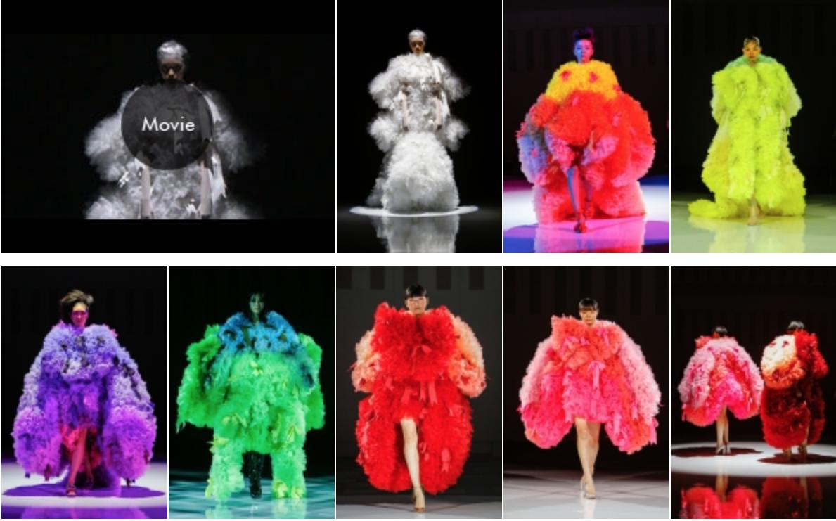 2020春夏东京时装周关键词:年轻化、街头化、实穿化