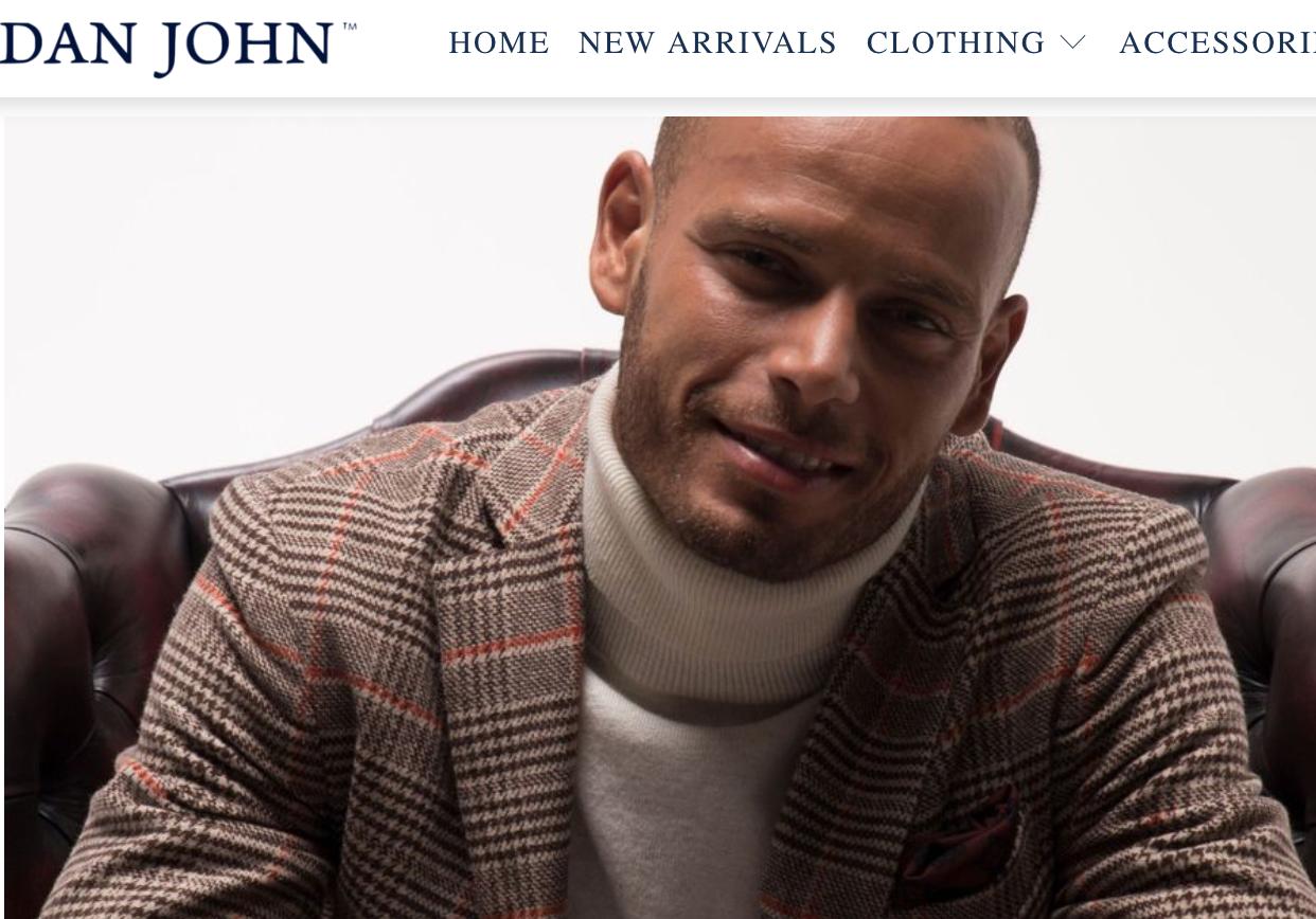 意大利男装品牌 Dan John 首批海外门店开业,预计2019年销售额7000万欧元