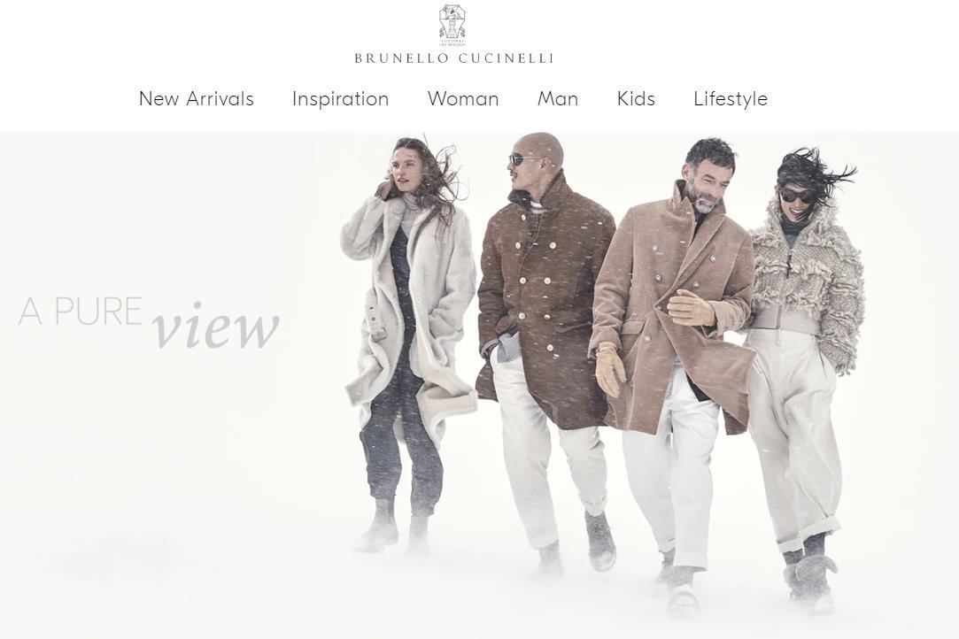 意大利奢侈品集团 Brunello Cucinelli 最新财报:大中华地区销售额同比增长 14.4%