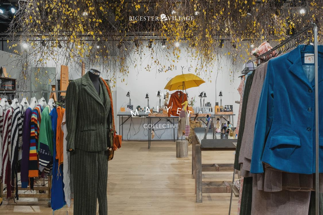 英国比斯特购物村内首次开设全价快闪店,聚焦高端可持续品牌
