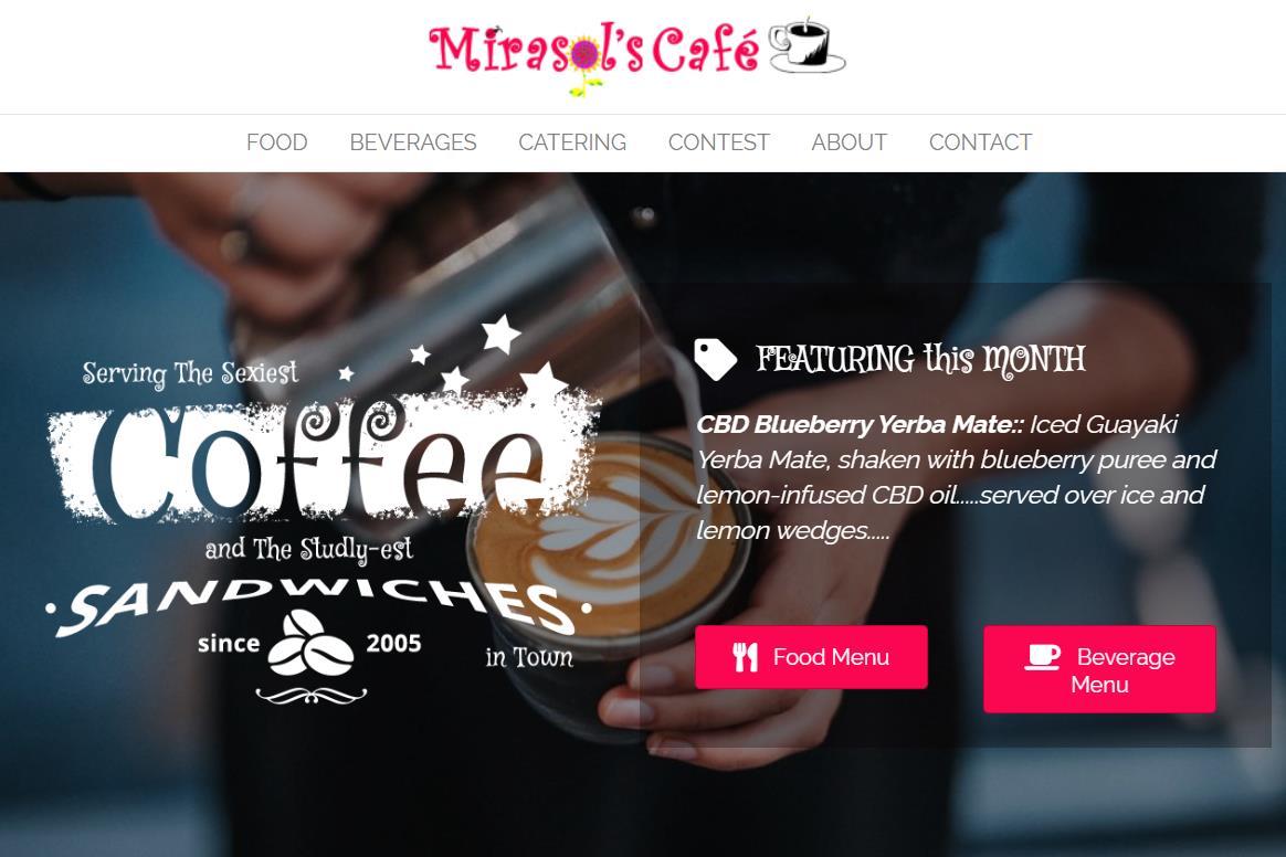 美国主打拉美风情的咖啡馆  Mirasol's Café 被投资公司收购