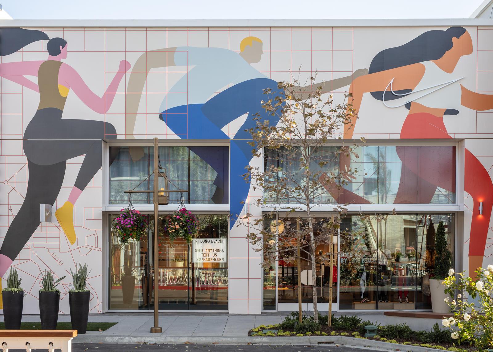"""打通线上线下的新零售概念 """"Nike Live""""首店取得成功,进军洛杉矶长滩和东京涩谷"""
