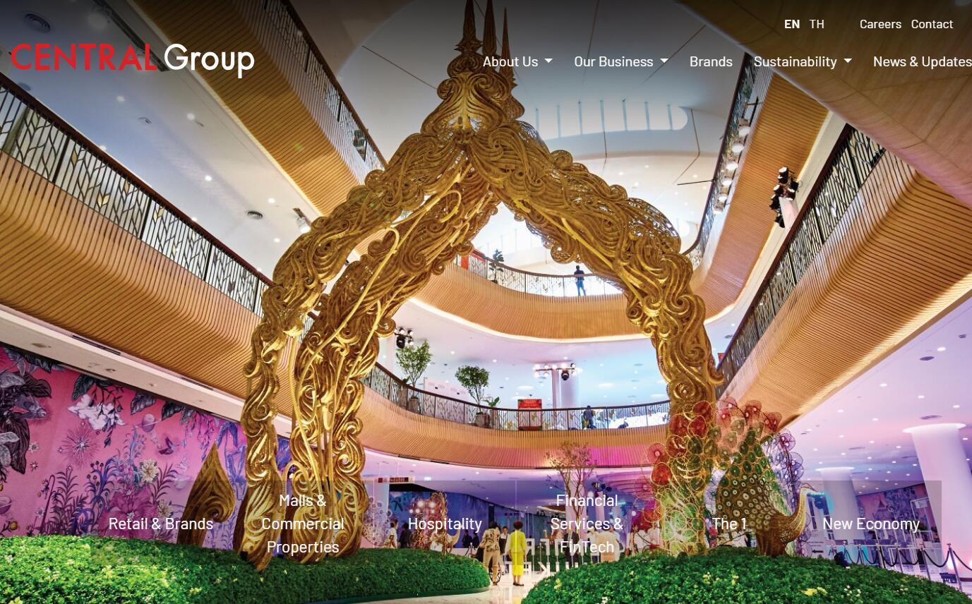 泰国中央集团宣布6.6亿美元重大海外投资,在维也纳、都灵、大阪开拓新项目