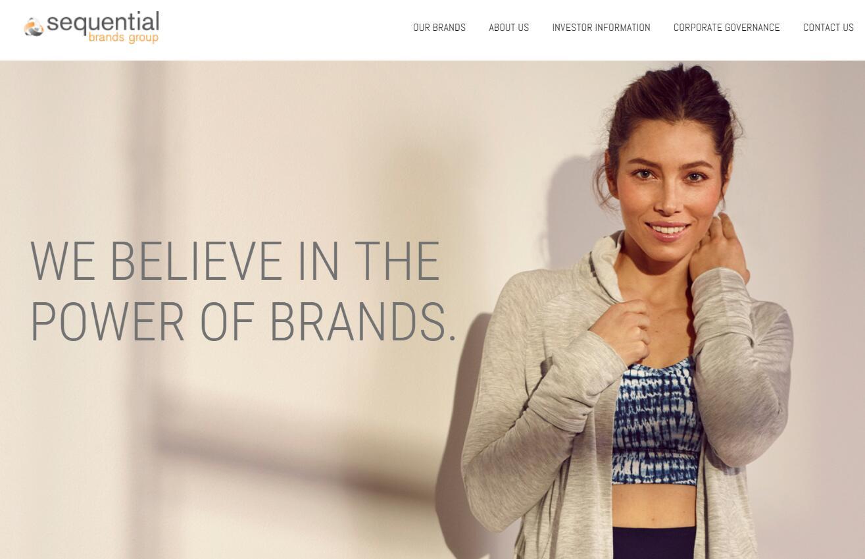美国品牌管理公司 Sequential Brands 第三季度亏损幅度持续扩大,正在寻找新任 CEO