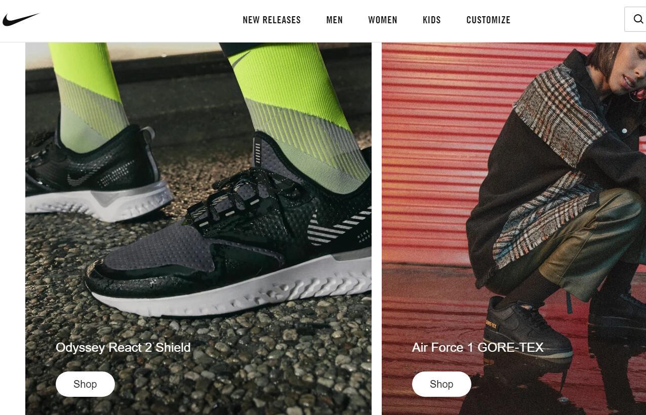 Nike 终止在亚马逊销售产品,将大力发展自有直销渠道